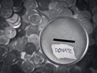 Het geven van (financiële) gaven